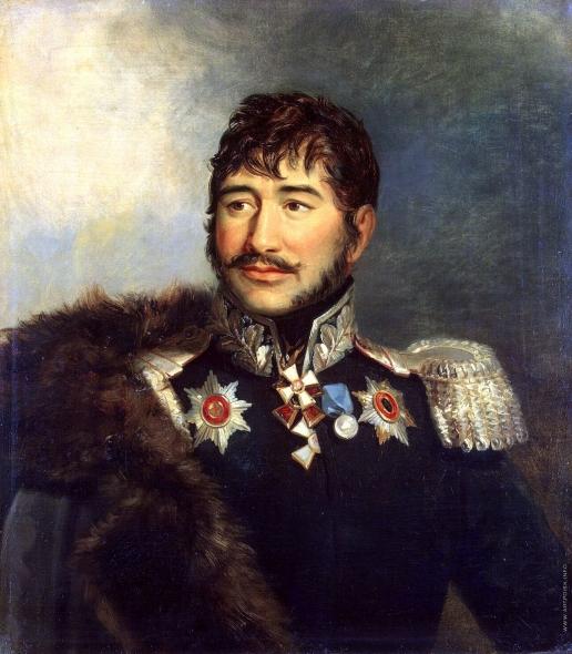 Доу Д. Ф. Портрет Гавриила Амвросиевича Луковкина