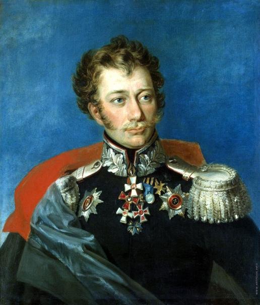Доу Д. Ф. Портрет Василия Дмитриевича Иловайского