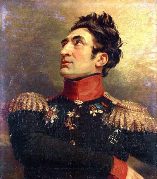 Доу Д. Ф. Портрет Бориса Владимировича Полуектова