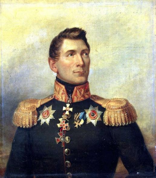 Доу Д. Ф. Портрет Богдана Борисовича Гельфрейха