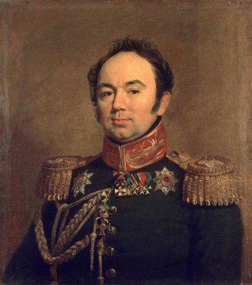 Доу Д. Ф. Портрет Арсения Андреевича Закревского