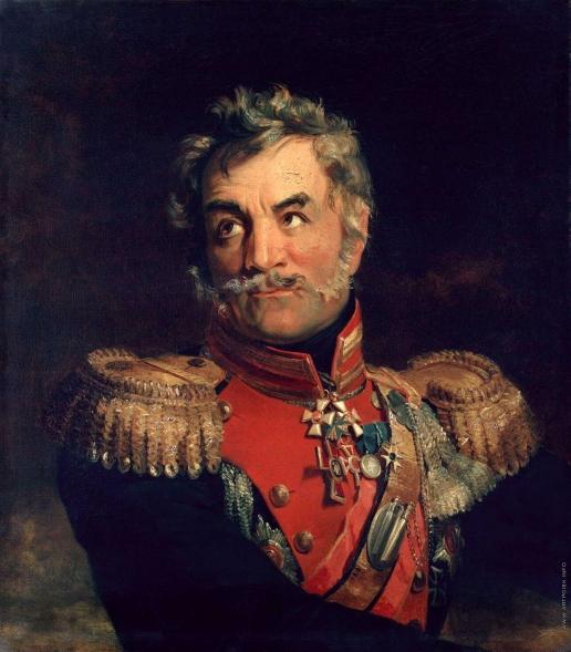 Доу Д. Ф. Портрет Антона Степановича Чаликова