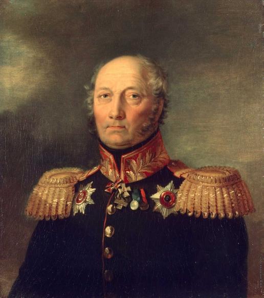 Доу Д. Ф. Портрет Андрея Семеновича Уманца