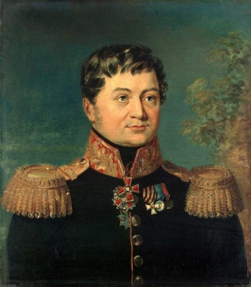 Доу Д. Ф. Портрет Андрея Петровича Турчанинова