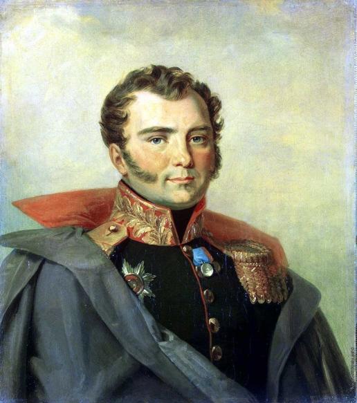 Доу Д. Ф. Портрет Андрея Александровича Ефимовича