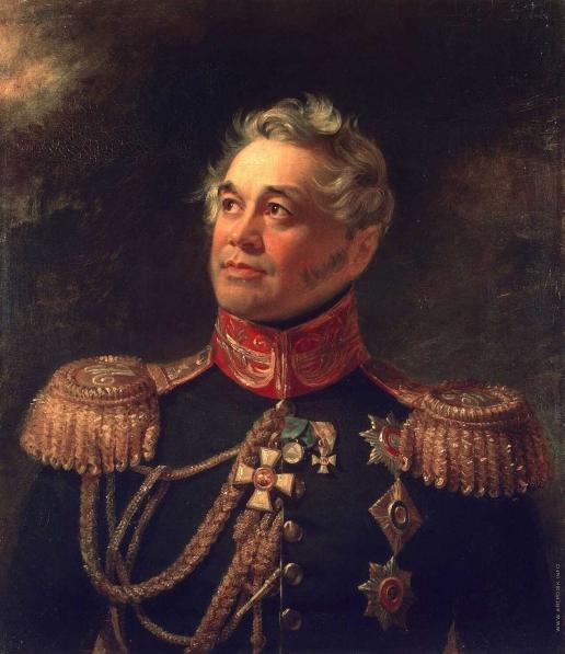 Доу Д. Ф. Портрет Алексея Григорьевича Щербатова