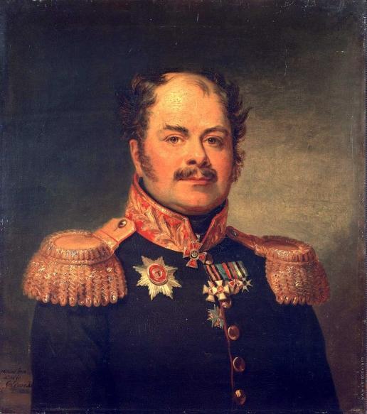 Доу Д. Ф. Портрет Александра Сергеевича Шульгина