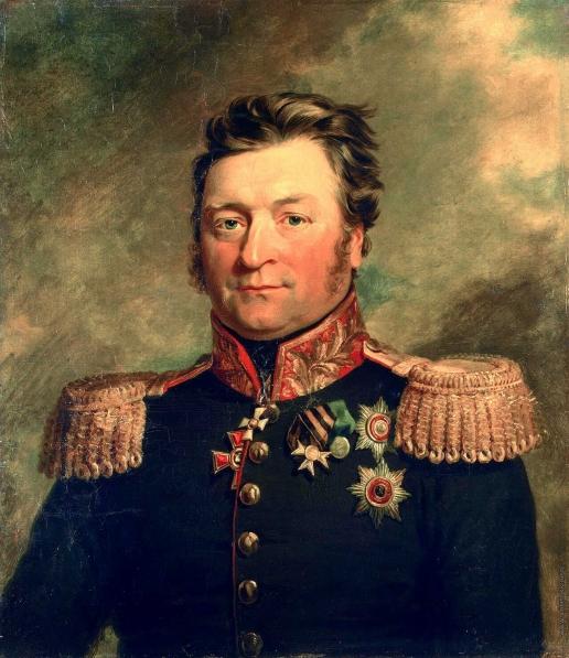 Доу Д. Ф. Портрет Александра Львовича Воинова