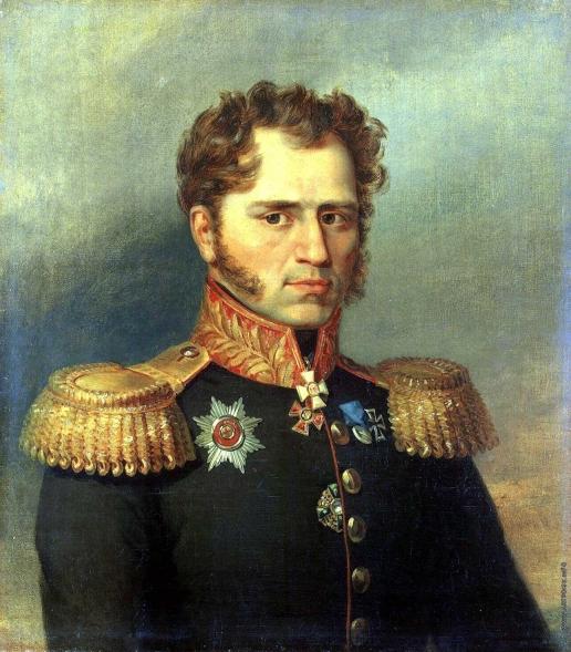 Доу Д. Ф. Портрет Александра Ивановича Юшкова