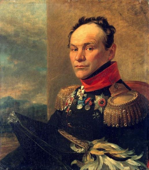 Доу Д. Ф. Портрет Александра Ивановича Цвиленева