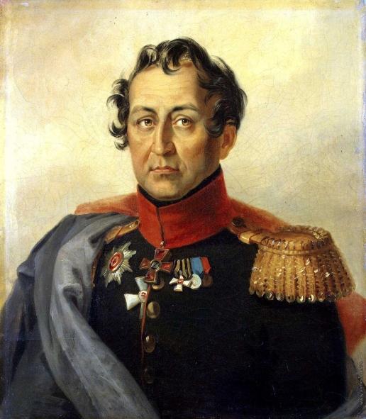 Доу Д. Ф. Портрет Александра Ивановича Талызина