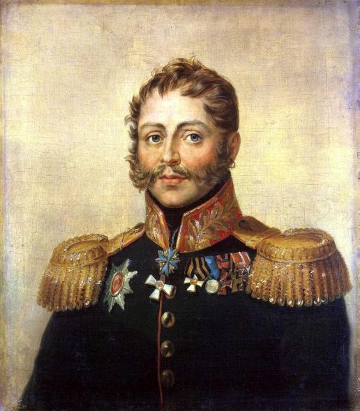 Доу Д. Ф. Портрет Александра Ивановича Маркова