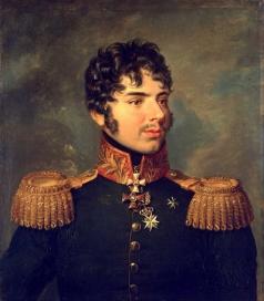 Доу Д. Ф. Портрет Александра Ивановича Кутайсова