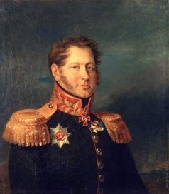 Доу Д. Ф. Портрет Александра Ивановича Грессера