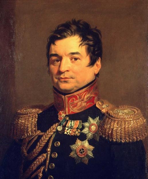 Доу Д. Ф. Портрет Александра Дмитриевича Балашова