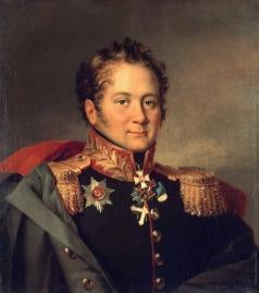 Доу Д. Ф. Портрет Александра Александровича Писарева