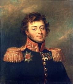 Доу Д. Ф. Портрет Александра Александровича Башилова