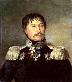 Доу Д. Ф. Портрет Акима Акимовича Карпова