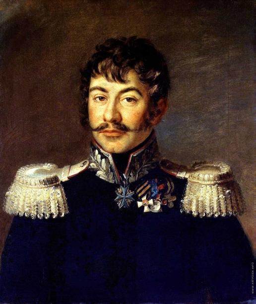Доу Д. Ф. Портрет Григория Дмитриевича Иловайского