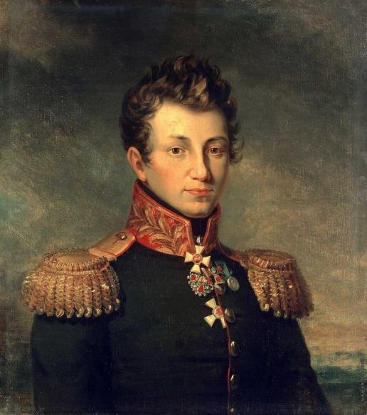 Доу Д. Ф. Портрет Николая Демидовича Мякинина