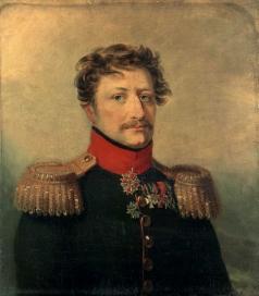 Доу Д. Ф. Портрет Осипа Францевича Долона