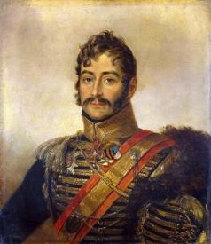 Доу Д. Ф. Портрет Егора Ивановича Меллер-Закомельского