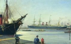 Боголюбов А. П. Гавр. 1880-