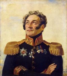 Доу Д. Ф. Портрет Платона Ивановича Каблукова