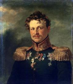 Доу Д. Ф. Портрет принца Филиппстальского (Гессен-Филиппстальского), Эрнеста