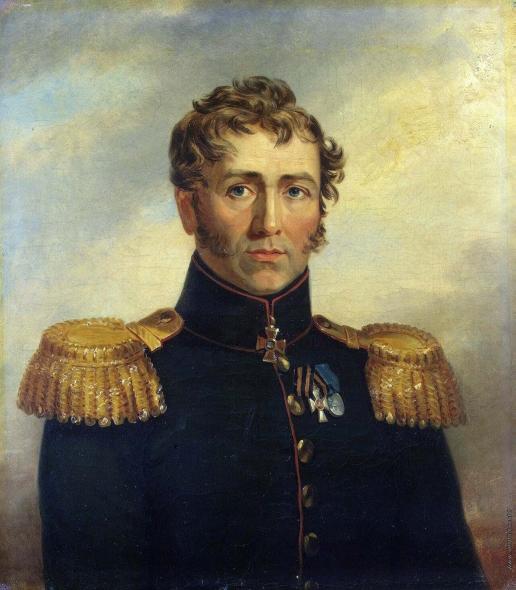 Доу Д. Ф. Портрет Якова Егоровича Гине