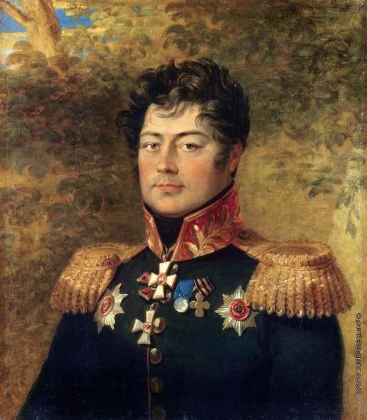 Доу Д. Ф. Портрет Семена Давыдовича Панчулидзева