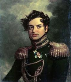 Доу Д. Ф. Портрет Якова Алексеевича Потемкина