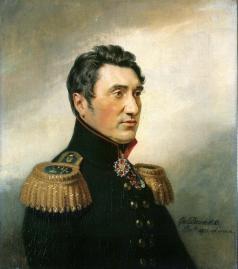 Доу Д. Ф. Портрет Федора Васильевича Сазонова