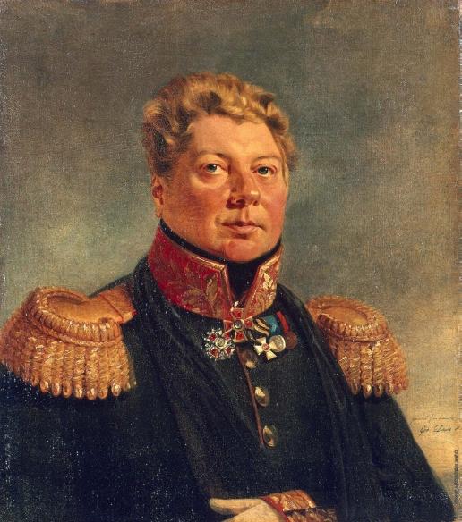Доу Д. Ф. Портрет Федора Евстафьевича Книппера