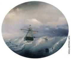 Дорогов А. М. Кораблекрушение