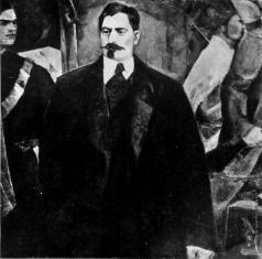 Павлоцкий В. Я. Портрет председателя Закаспийского Совнаркома В. Телия