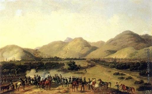 Дезарно А. О. Взятие Сливно 31 июля 1829 года