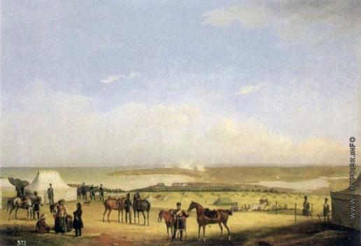 Дезарно А. О. Русский лагерь под Варной