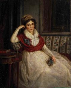 Гуттенбрунн Л. G. Портрет княгини Е.И.Голенищевой-Кутузовой