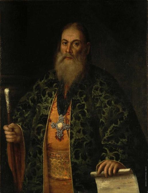 Антропов А. П. Портрет Ф.Я. Дубянского