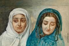 Иванов А. А. Две женские головы
