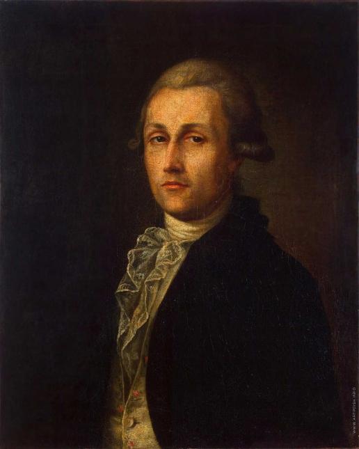 Андреев И. П. Портрет Ивана Лукича Лукина