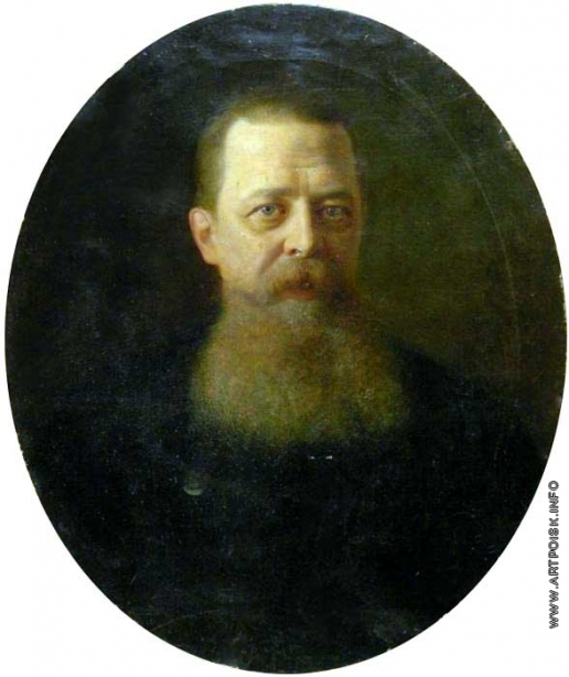 Горбунов К. А. Портрет неизвестного