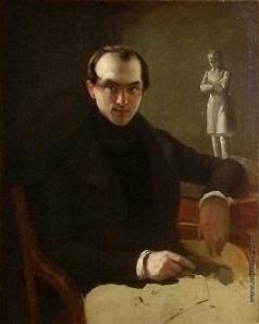 Горбунов К. А. Портрет В.П. Боткина