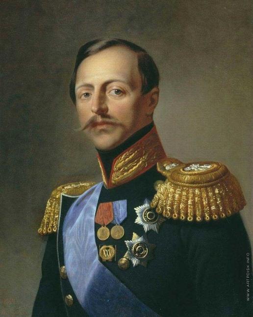 Горбунов К. А. Мужской портрет