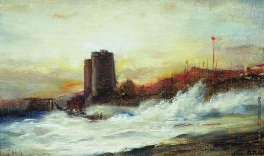 Боголюбов А. П. Девичья башня
