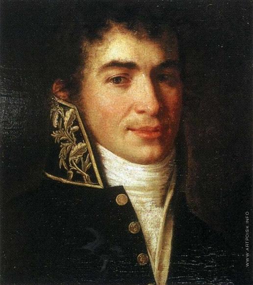 Горбунов И. М. Портрет художника А.В. Ступина