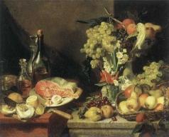 Голике В. А. Фрукты и цветы