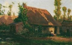 Боголюбов А. П. Домик в Вёле
