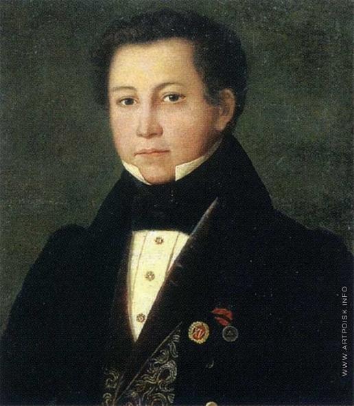 Годин А. Портрет чиновника